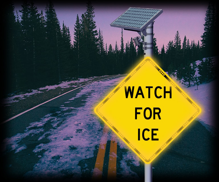 Road Conditions Warning System