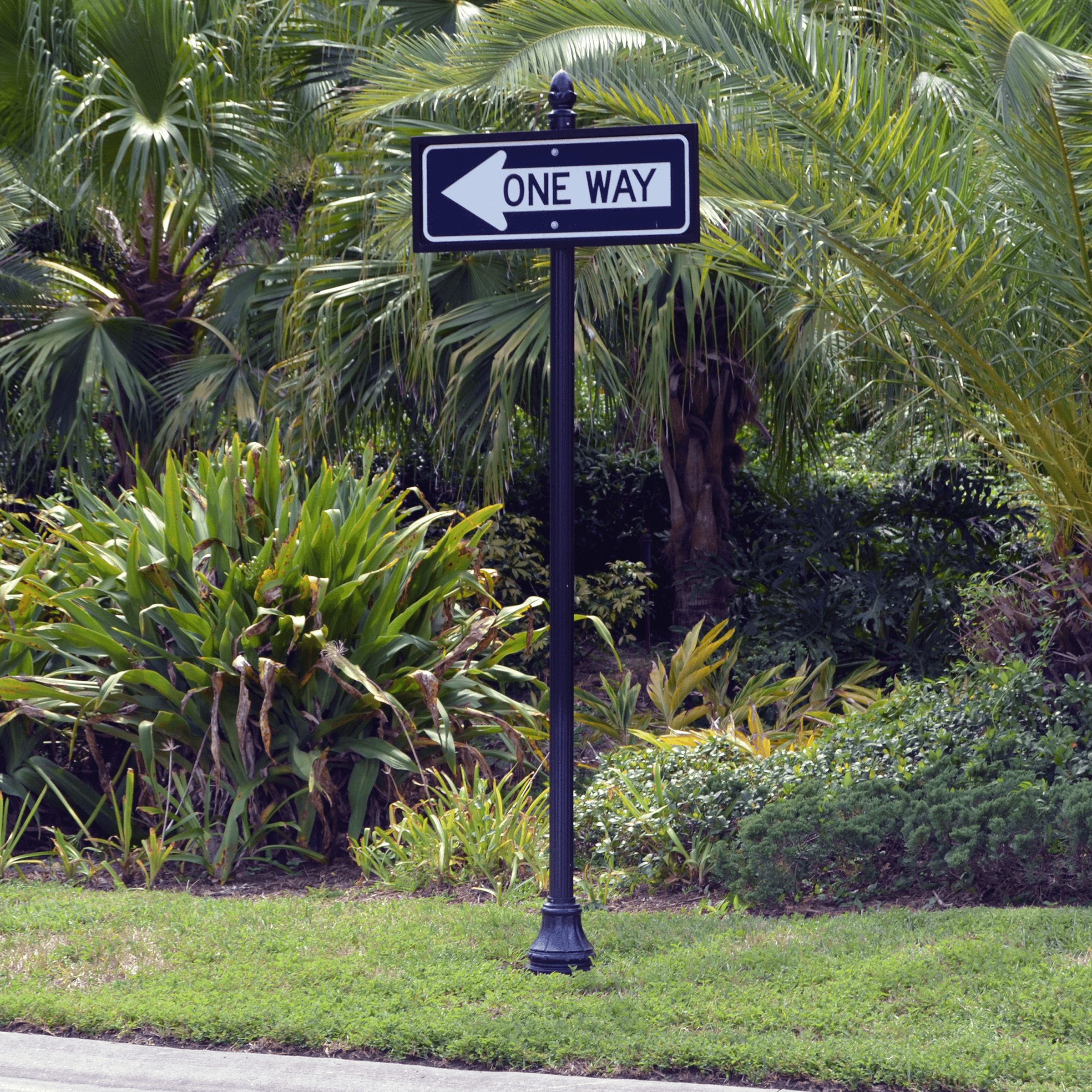 Historic Collection One-Way Left