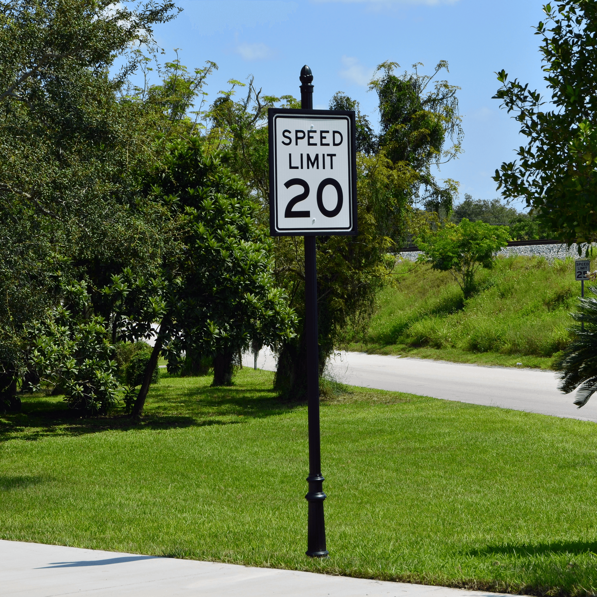 Historic Collection Speed Limit 20