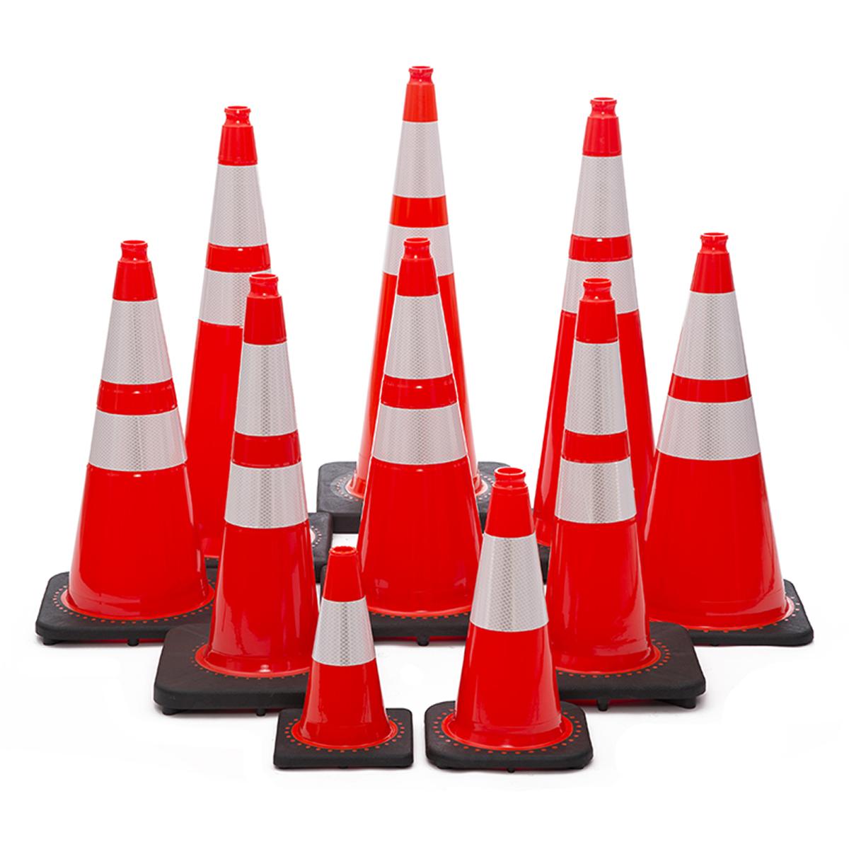 JBC Revolution Traffic Cone Reflective Collar Family