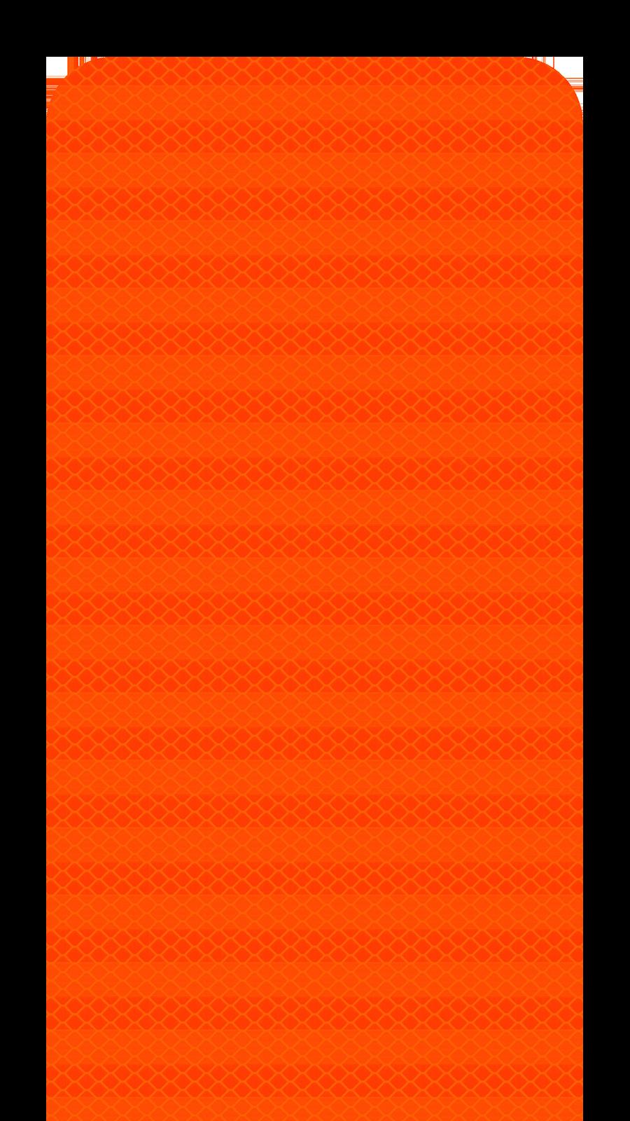 3M™ 3924s Series Fluorescent Orange Diamond Grade Prismatic Sheeting