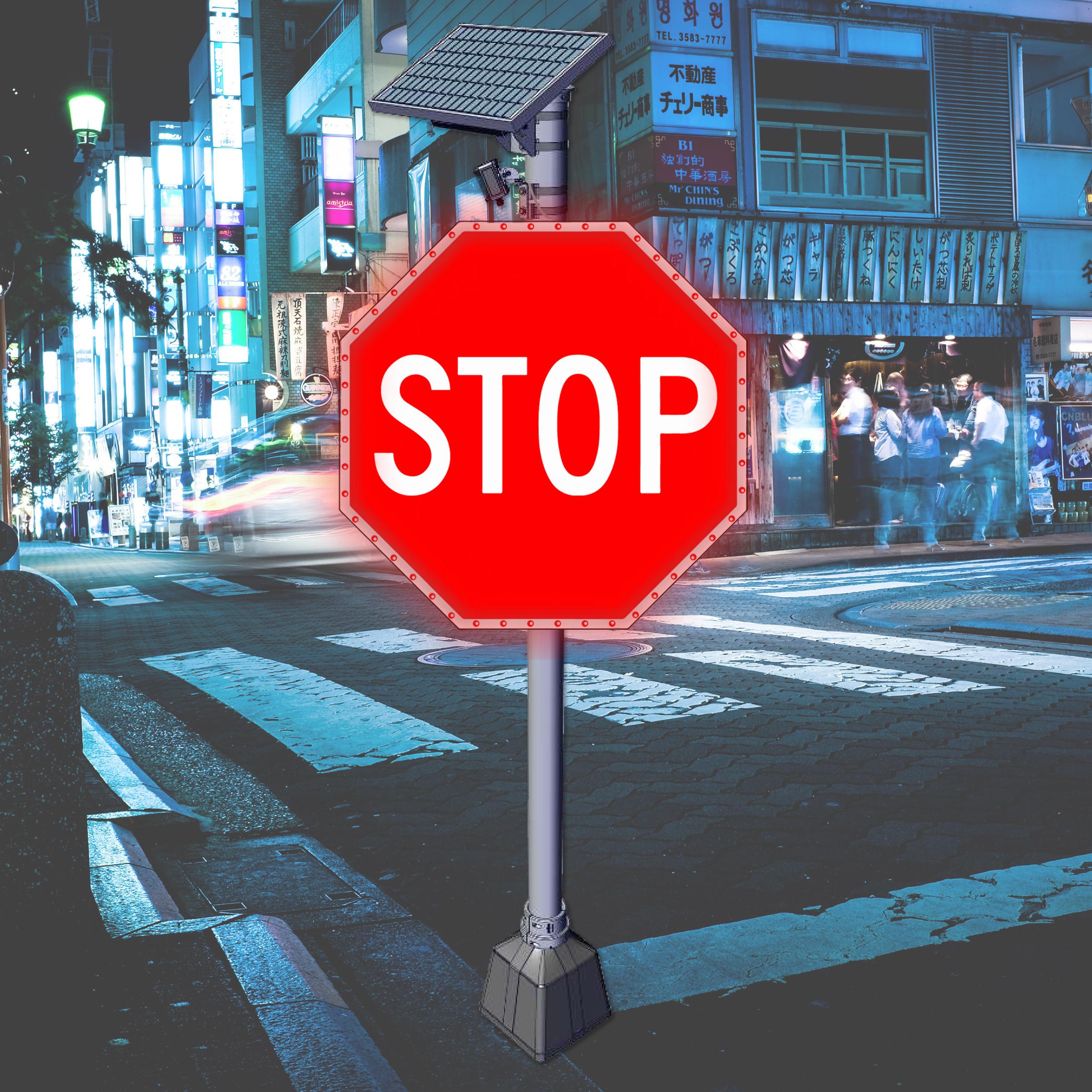 TraffiCalm Sign Alert Basic