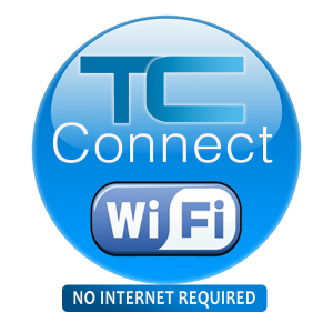 TC Connect™ Easy and Secure WiFi Connectivity Logo