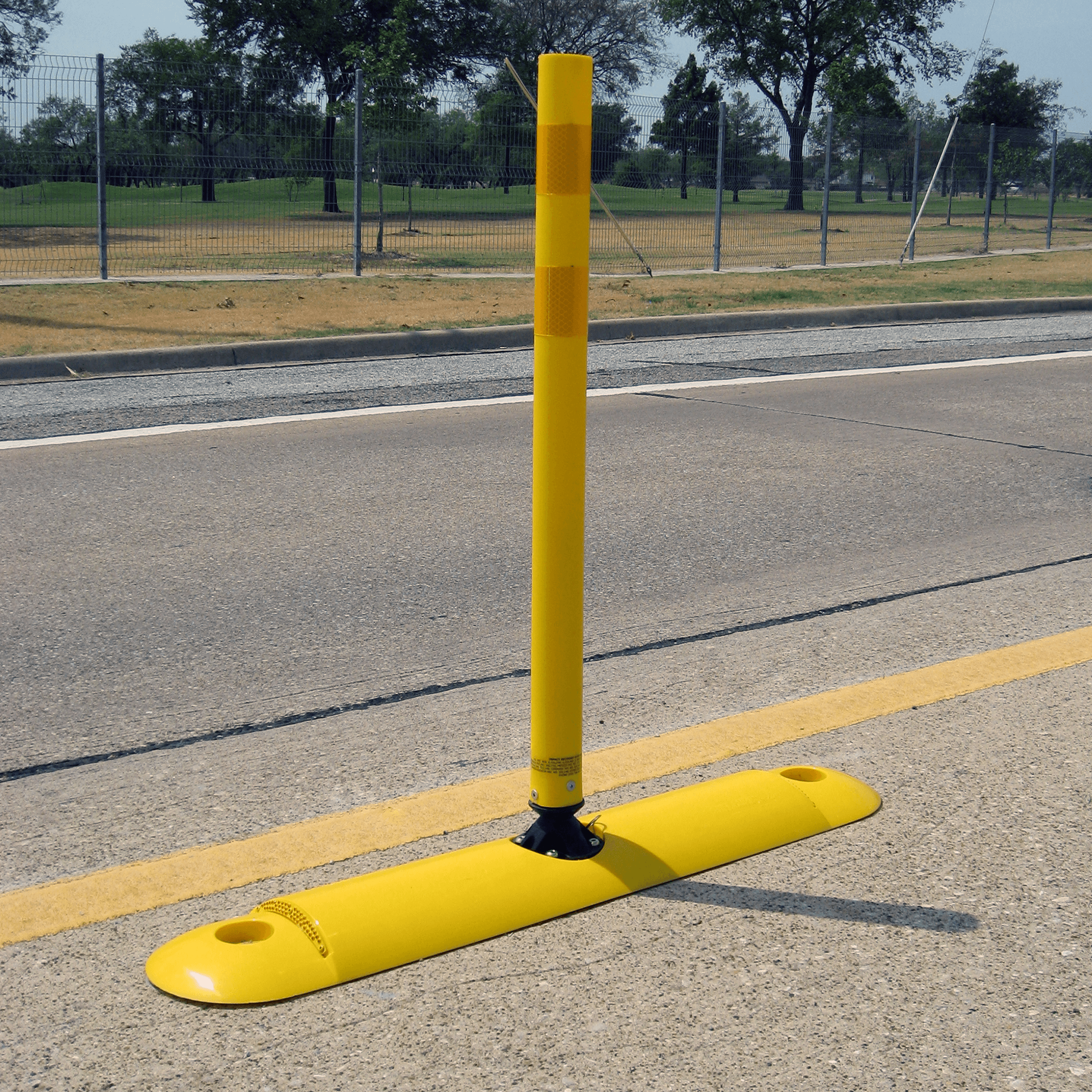 Impact Recovery Systems Tuff Curb Delineators