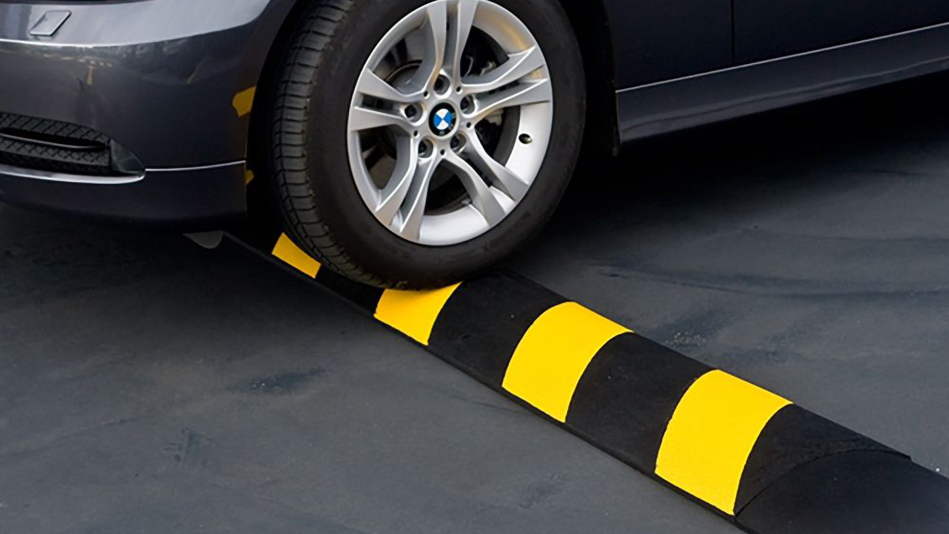 NoTrax Safety Easy Rider® Recycled Rubber Speed Bumps