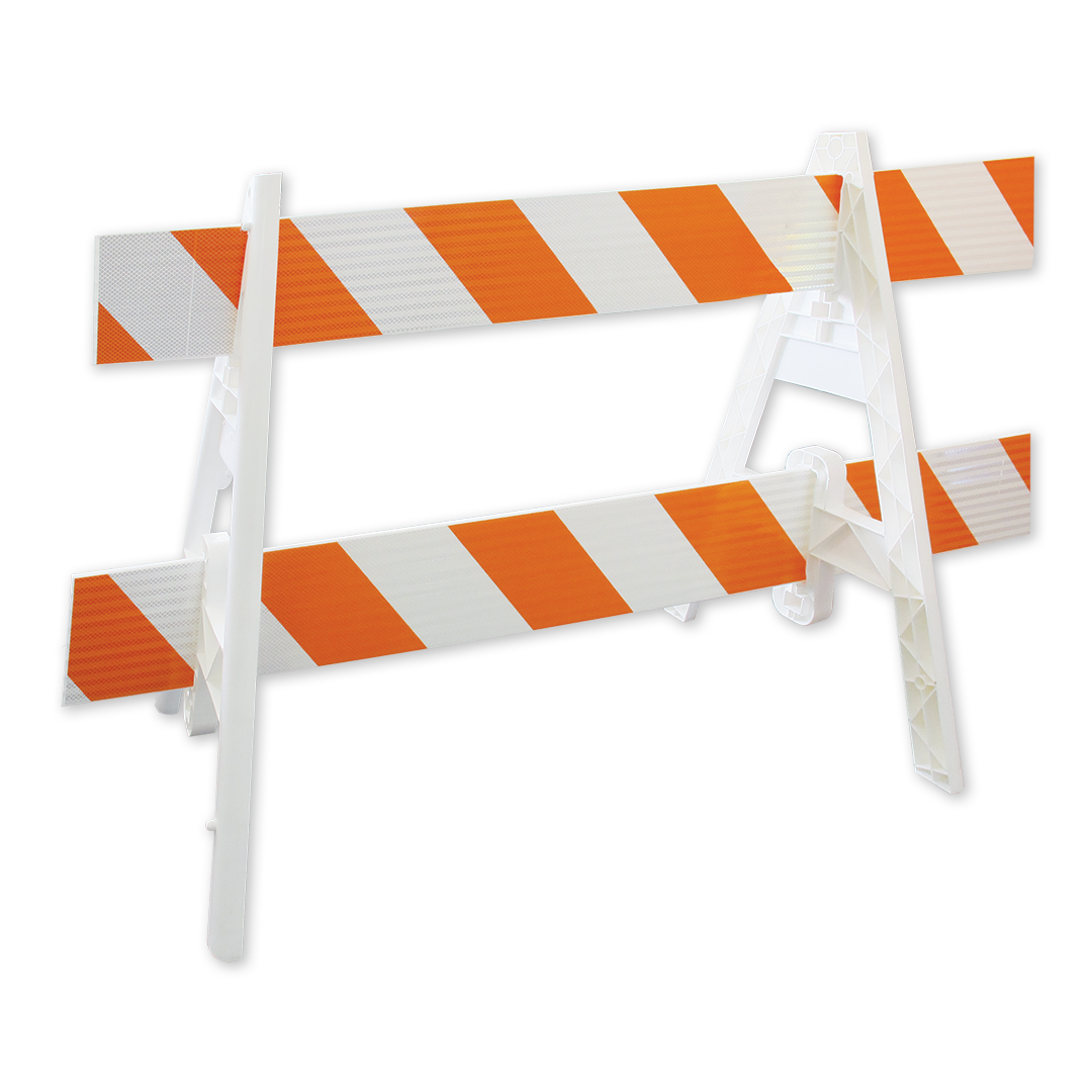 Plasticade® Omni™ Type 2 A-Frame Barricade