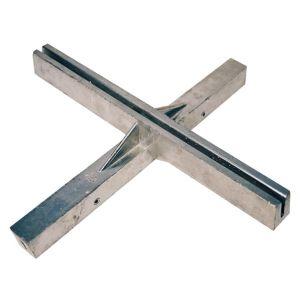 "12"" Cross Piece 90 degree Flat"
