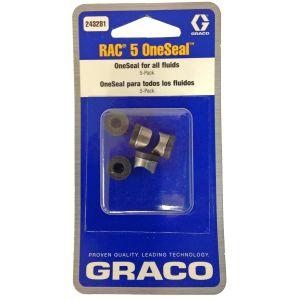 Graco RAC 5 One Seal, 5 pack