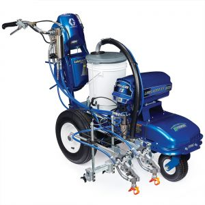 LineLazer V ES 2000 (25N550) Standard Series Electric Battery-Powered Airless Line Striper, 2 Manual Guns Main