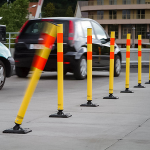 Impact Recovery Systems MP FlexPost High Performance Yellow