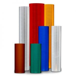 "18"" Roll of 3M™ Diamond Grade™ DG3 Reflective Sheeting Series 4000 Main View"