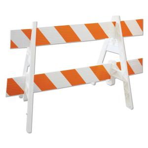 """10' Omni™ Type 2 """"A-Frame"""" Barricade"""
