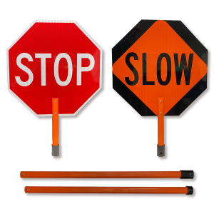 Dicke Safety Stop Slow Paddle