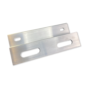 """1.75"""" x 8"""" Pre-Drilled and Slotted Z-Bar"""