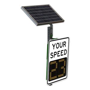 """18"""" Radar Driver Feedback IQ1800 Sign"""