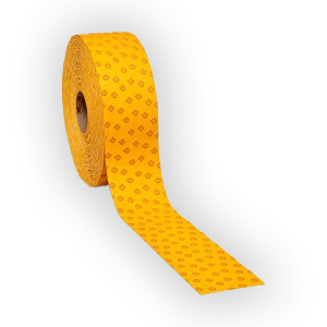 4 in x 30 yd 3M™ Stamark™ A380I Series Pavement Marking Tape Yellow