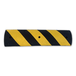 NoTrax® 4' EasyRider Recycled Rubber Speed Bump Overhead