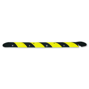 NoTrax® 4' EasyRider Recycled Rubber Speed Bump