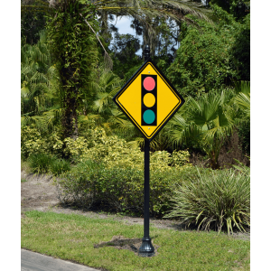 National Traffic Signs Historic Collection Bases Installed