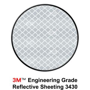 3M™ Engineering Grade Reflective Sheeting 3430