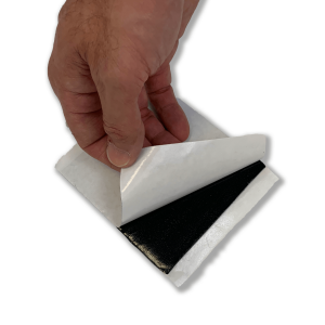 4x4 RPM Butyl Pads Adhesive action