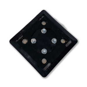 "8"" x 8"" Surface Mount Fixed Base angle"