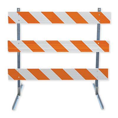 10' Type III Barricade