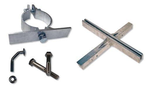Brackets and Hardware