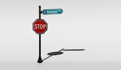 Historic Decorative Sign System