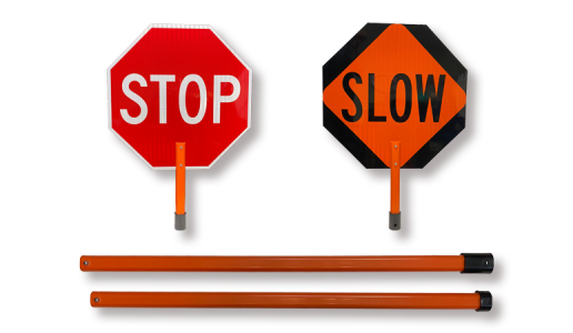 Stop Slow Paddles