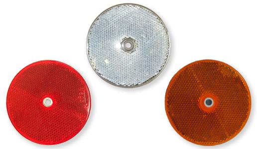 9-Button Reflectors