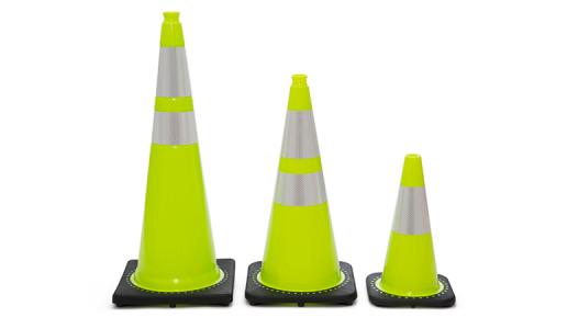 JBC™ Revolution Series Lime Green Cones