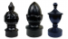 Historic Decorative Sign Finials